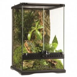 Cage équipée de luxe Living World à deux étages pour hamster