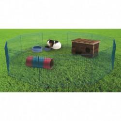 LW Ferret Play House, Green-V